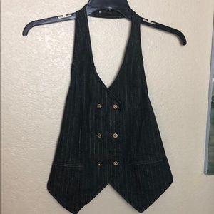DKNY Button Down Vest